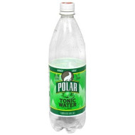 Polar Lime Tonic Water, 1 Liter (Pack Of 12)