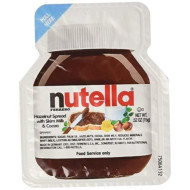 Nutella Single Serving Packages (Pack Of 120)