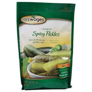 Mrs. Wages Spicy Pickling Mix, Hot 6.5oz