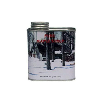 Vermont Made Maple Syrp (Grade A Medium, Tin Pint)