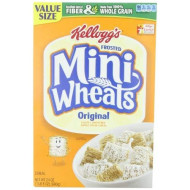 Kellogg's, Frosted Mini Wheats, Original Value Size, 24oz Box (Pack of 3)