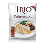 Trio Turkey Gravy Mix 8 Pack