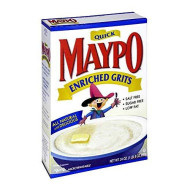 Homestate Farms Maypo Quick Maple Enriched Grit, 24 Ounce - 12 per case.