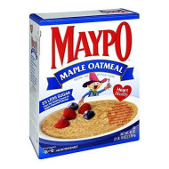Homestate Farms Maple Flavor Maypo Oatmeal Cereal, 42 Ounce - 8 Per Case.
