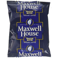 Maxwell House Master Blend Office Service Coffee - 1.25 Oz. Pack, 42 Packs Per Case