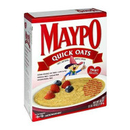 Homestate Farms Maypo Quick Oat Cereal, 42 Ounce - 8 per case.