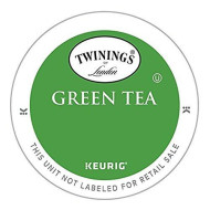 Twinings Green Tea Single Serve cpsuls For Keurig K-Cup Pod brevers (48 Count)