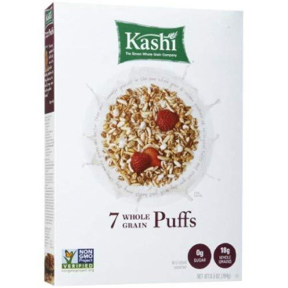 Cereal 7Whlgrn Puffs (Pack of 10)