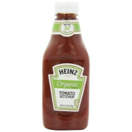 Heinz Ketchup Organic, 14 Ounce (Pack of 6)
