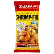 ZATARAINS SSNNG SHRIMP FRY SEASND, 10 OZ