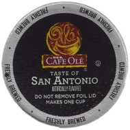 Heb Cafe Ole Coffee Single Serve Cup 12 Ct Box (Pack Of 4) (48 Cups) (San Antonio - Medium Bodied (Subtle Undertones Of Cinnamon And Chocolate))