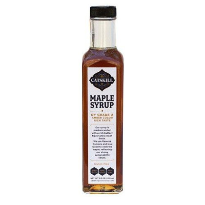 Catskill Provisions New York State Grade A Maple Syrp, 9.5oz
