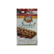Sunbelt Bakery Almond Sweet &Amp; Salty Bars (3 Boxes) Total Of 30 Bars Packaging May Vary