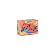 Lacroix Grapefruit Sparkling Water, 12 Fluid Ounce Can - 12 per pack - 2 packs per case.