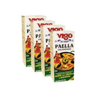 Paella by Vigo. Complete, ready to cook. 19 oz Pack of 4