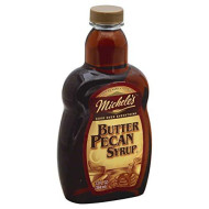 Michelles, Syrp Butter Pecan, 13 oz