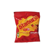 Starburst Chews 7.2 Ounces Peg Bag 12 Count