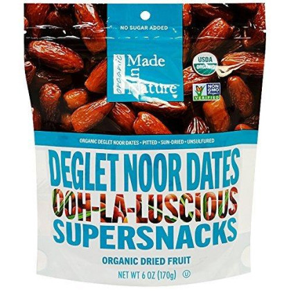 Made In Nature Dates, 6 Ounce