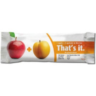 That's It Apple Bar, Apricot, 12 Count