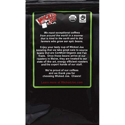 Organic Coffee Co Coffee Bean Zen Blend Org