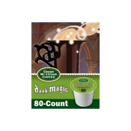 Green Mountain Coffee, Dark Magic (Extra Bold) K-Cup Portion Pack For Keurig brevers, 80-Count