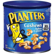Planters Cashew Halves & Pieces - 46 Oz.