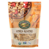 Natures Path Granola Gf Hny Almnd, 11 Oz, 8 Pack