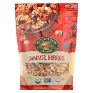 Nature'S Path Gluten-Free Summer Berries Granola, 11 Ounce (Pack Of 8)