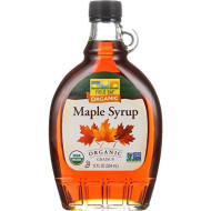 Field Day Maple Syrup Organic Grade B, 12 Ounce, 12 Count