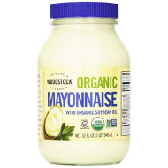 Woodstock Farms Organic Mayo, 32 Ounce