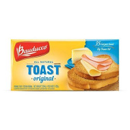 Bauducco Toast, Original, 5.64 Ounce (Pack Of 16) - Packaging May Vary