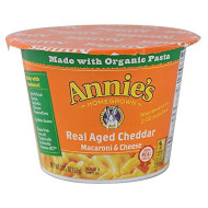Annies Homegrown Pasta Cup Aged Chdr