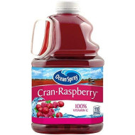 Ocean Spray Cran-Raspberry Cranberry Raspberry Juice Drink, 101.4 Ounce (Pack of 6)