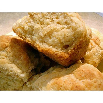 Low Carb Angel Biscuit Mix - Lc Foods - All Natural - No Sugar - Diabetic Friendly - 7.8 Oz
