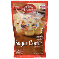 Betty Crocker Sugar Cookie Mix 17.5Oz (2 Packages)