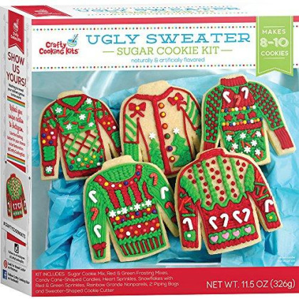 In The Mix Cookie Kit, Ugly Sweater, 11.5 Ounce