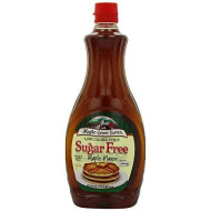 Maple Grove Farms Vermont Sugar Free Syrup, 24 Ounce [Pack Of 3]