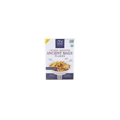 One Degree Cereal Ancient Maize Flake, 12 Oz