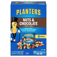 Planters Nuts &Amp; Chocolate M&Amp;M'S (1.25Oz Bags, Pack Of 6)
