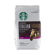 Starbucks Italian Roast Ground Coffee 12 Oz (Pack Of 6)