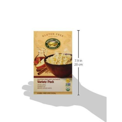 Nature'S Path Instant-Varity Oatmeal, 8 Ct