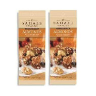Sahale Snacks Almonds With Cranberries Honey Plus Sea Salt Glazed Nuts, 1.5 Ounce -- 9 Per Case.