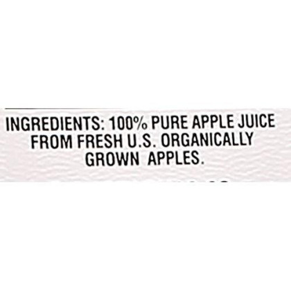 Martinelli'S Organic Apple Juice, 64 Oz