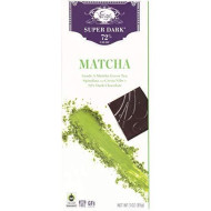 Vosges Haut-Chocolat, Matcha Green Tea & Spirulina Super-Dark Chocolate Bar, 3 Oz