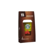 Starbucks Via Ready Brew Coffee, Italian Roast, 8-Count (Pack Of 3)