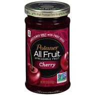 Polaner All Fruit Cherry Fruit Spread 10oz - 2 Pack