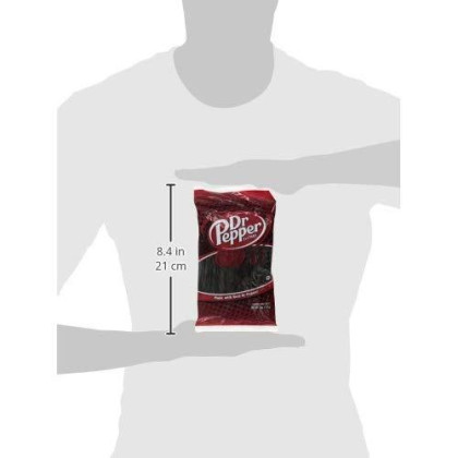 Kenny'S Dr. Pepper Licorice Twists, 5 Ounce