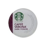 Starbucks Caffe Verona Dark, K-Cup For Keurig brevers, 24 Count (Packaging May Vary)
