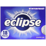 Wrigley'S Eclipse Winterfrost Bubble Gum ( 12Count), 1 Lb