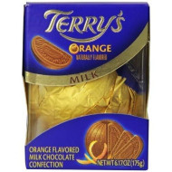 Terry's Chocolate Orange-Orange Flavored Milk Chocolate Ball, 6.17oz. (2 Pack)
